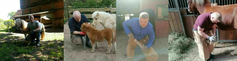 Stefan & Vincent | Hufpfleger – Hufschmied